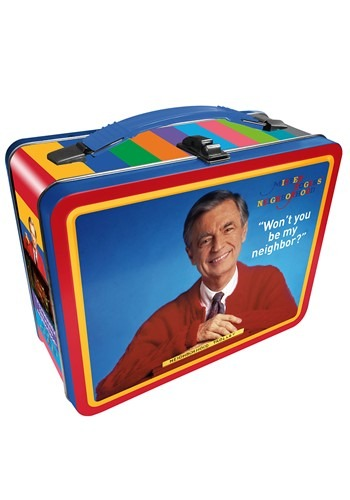 Mister Rogers Metal Lunchbox