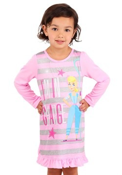 Girls Toy Story Bo Peep Dorm Nightgown