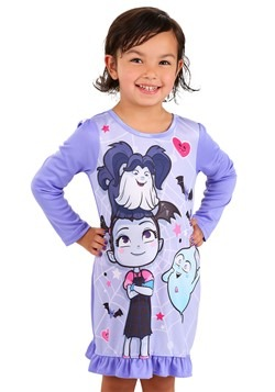 Girls Vampirina Dorm Nightgown