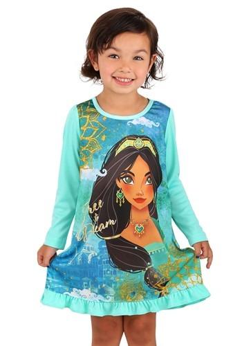 Girls Disney Jasmine Dorm Nightgown