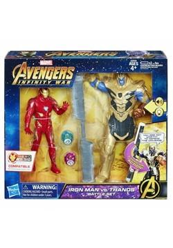 Avengers: Infinity War Iron Man vs. Thanos Battle