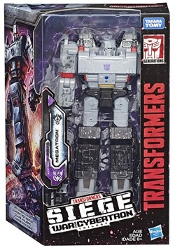 Transformers Generations War for Cybertron: Siege Voyager Me