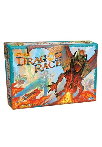 The Great Dragon Race: Board Game