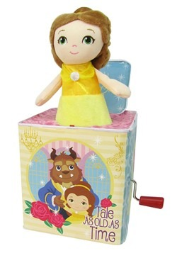 Disney Princess Belle Jack-in-the-Box