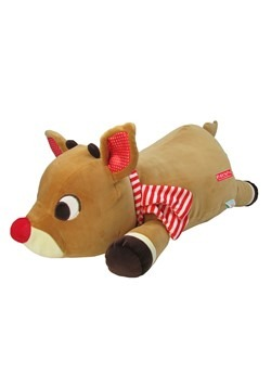 Rudolph the Red Nosed Reindeer Cuddle Pal Plush