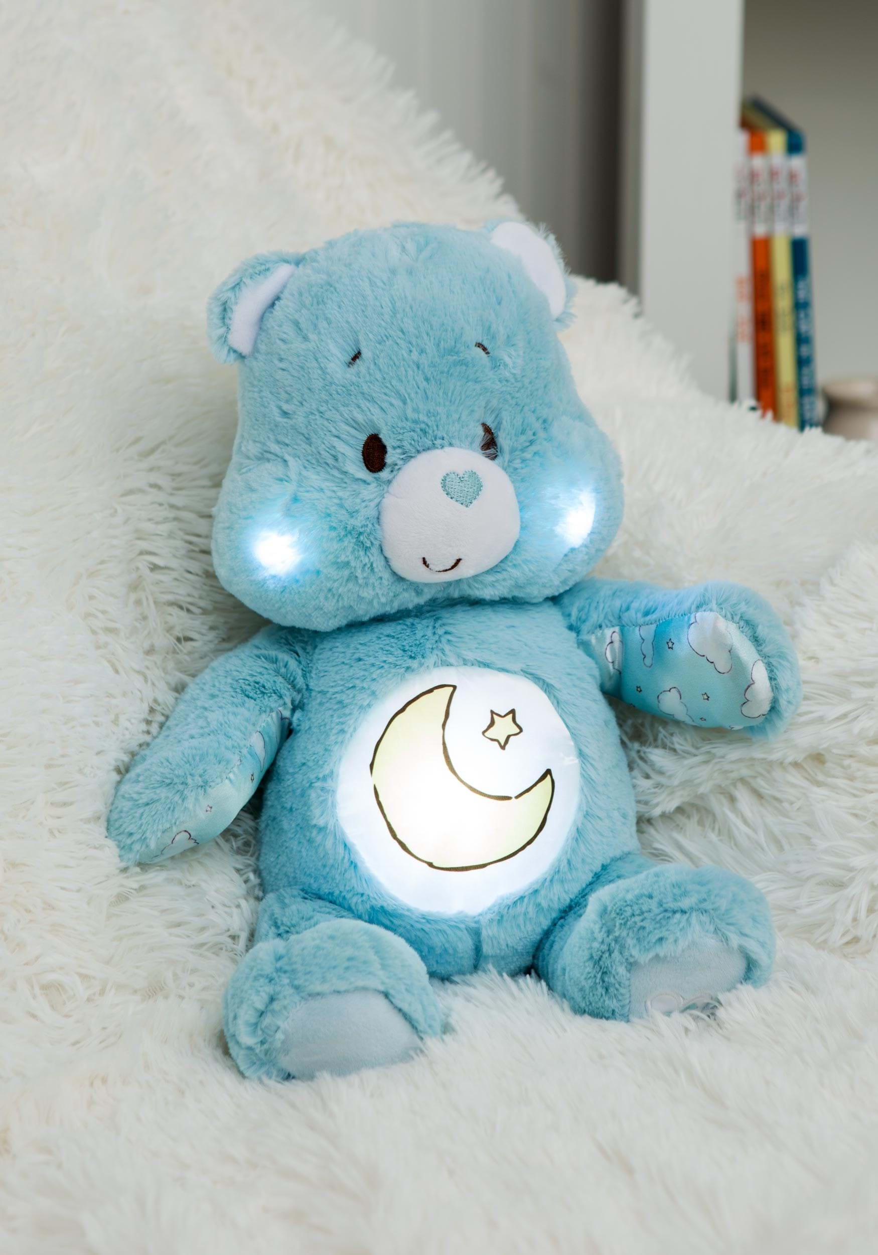 Care Bears Bedtime Bear Soother Plush w/ Music & Lights