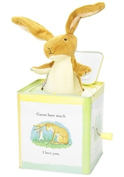 Guess How Much I Love You Nutbrown Hare Jack-in-the-Box
