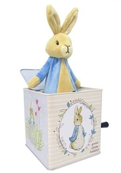 Beatrix Potter Peter Rabbit Jack-in-the-Box