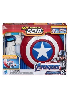 Avengers: Endgame Nerf Captain America Assembler Gear