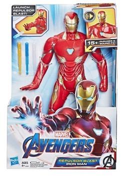 Avengers: Endgame Repulsor Blast Iron Man 13-Inch Electronic