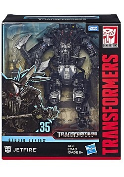 Transformers Studio Series Premier Leader Jetfire Figure