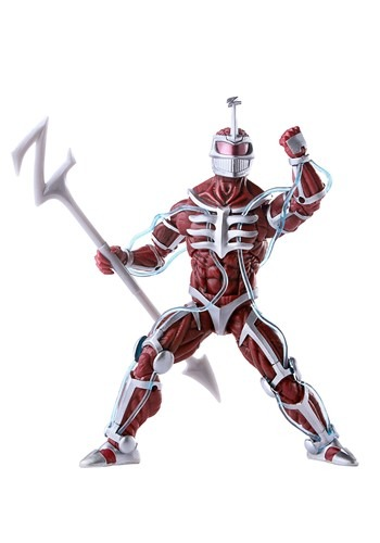 Power Rangers Lightning Collection Lord Zedd Action Figure