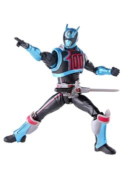 Power Rangers Lightning Collection Shadow Ranger 6in Action