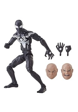 Marvel Legends Symbiote Spider-Man Action Figure