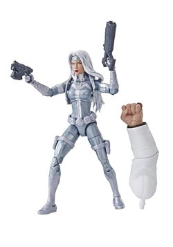 Marvel Legends Silver Sable Action Figure