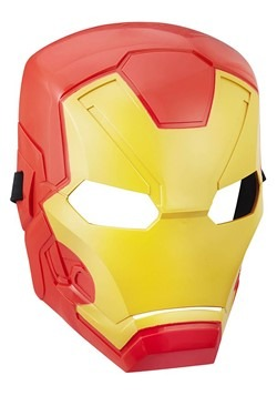 Avengers Iron Man Hero Mask1