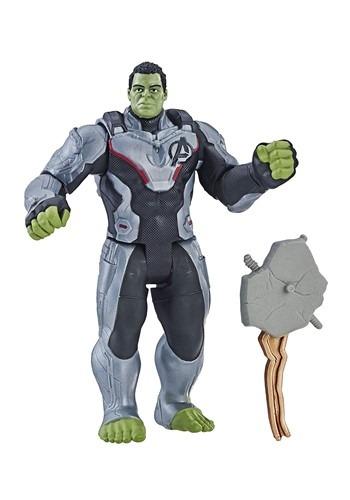 Avengers: Endgame Hulk Team Suit 6 Deluxe Action Figure