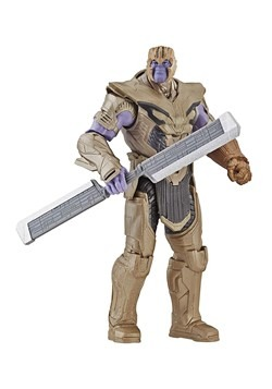 Avengers: Endgame Thanos Deluxe Action Figure