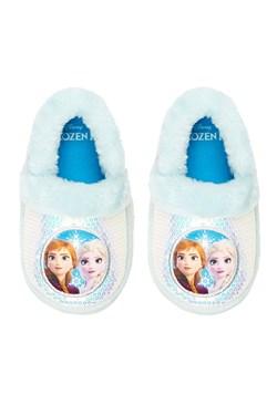 The Frozen Anna & Elsa Girls Slipper