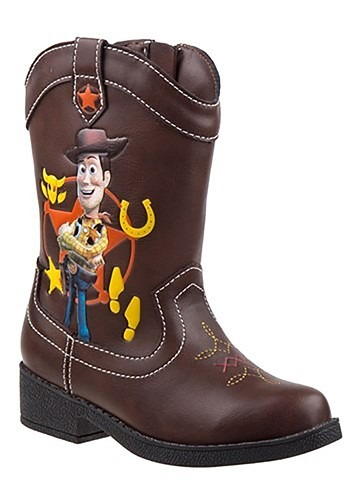 Toy Story Kids Woody Boots