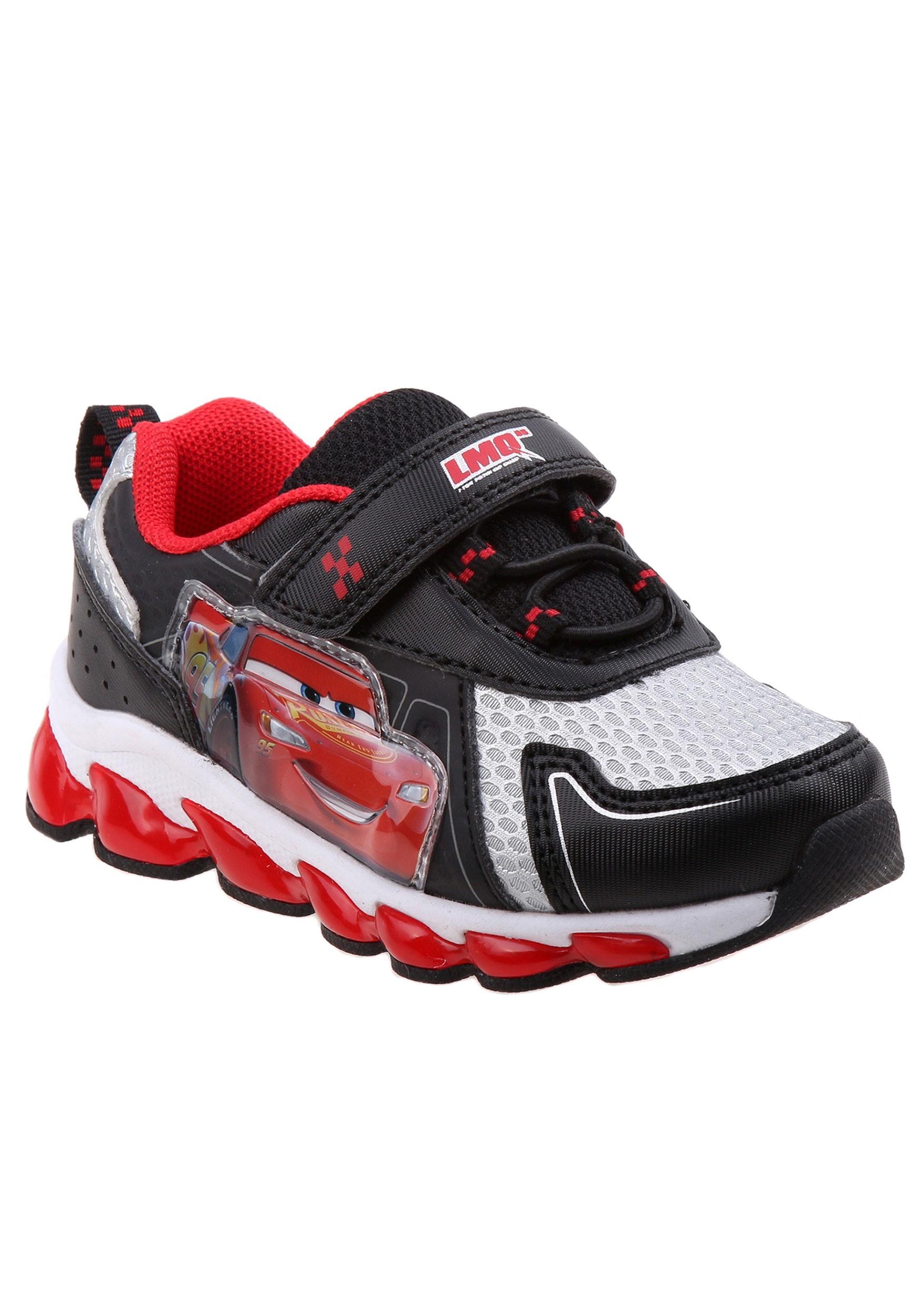 Cars Lightning McQueen Sneakers for Boys