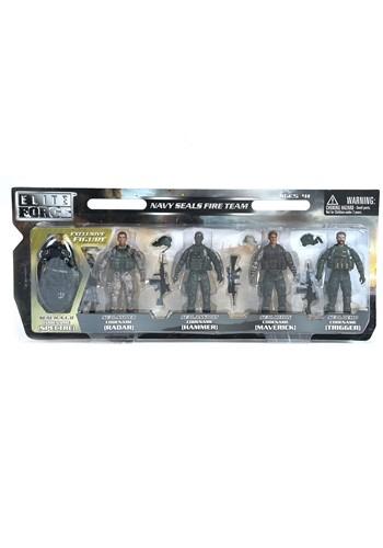 Navy Seal Figures 5-Pack