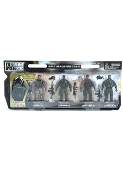 Navy Seal Figures 5-Pack
