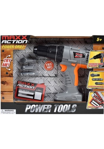 Power Tool Drill Toy