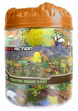 Dinosaur Playset Bucket