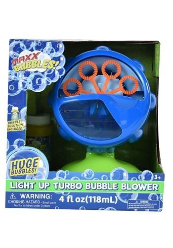 Bubble Turbo LED Light Machine