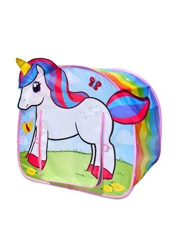 Unicorn Rainbow Dream Pop Up Play Tent