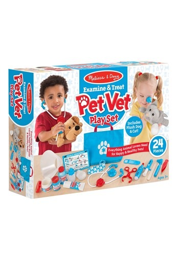 Pet Vet Melissa and Doug Play Set
