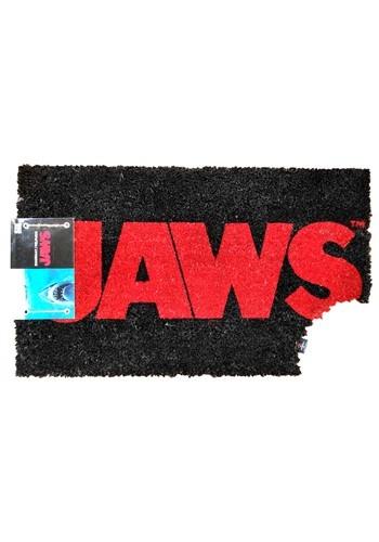 Jaws Logo 17 x 29 Doormat