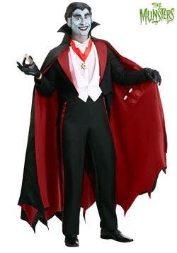 The Munsters Adult Grandpa Munster Costume