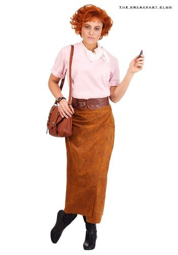 Adult The Breakfast Club Claire Standish Costume