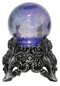 Color Changing Mystic Crystal Ball