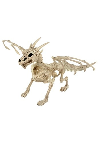 Skeleton Dragon 24 Inch Prop