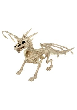 Skeleton Dragon 24 Inch Prop