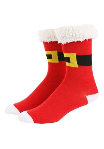 Novelty Santa Crew Socks update1