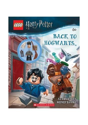 LEGO Harry Potter: Back to Hogwarts (Activity Book