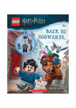 LEGO Harry Potter: Back to Hogwarts (Activity Book