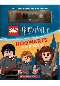 LEGO Harry Potter Hogwarts Handbook with Hermione