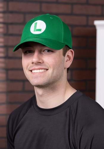 Luigi Flex Fit Cap