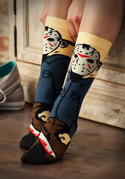 Jason 360 Character Sock Classic Films Update