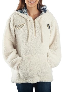 Harry Potter Oversize Sherpa Hoodie