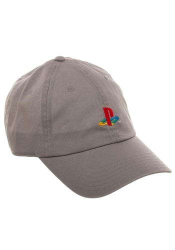 Playstation Logo Adjustable Cap