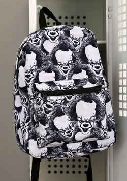 Pennywise All Over Print Sublimated Backpack Upd