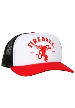 Fireball Trucker Hat