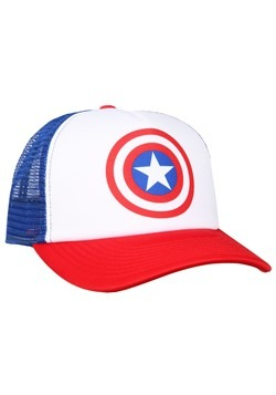 Captain America Trucker Hat