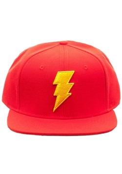 Shazam Logo Snapback Hat
